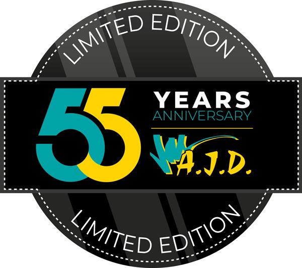 Logo 55 ans AJD